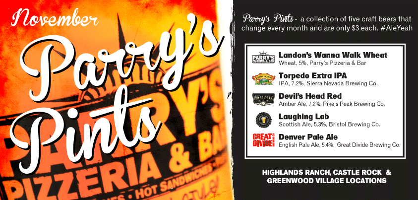 parry's pints - nov 2014 - dbb - 11-05-14