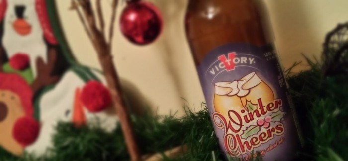 12 Beers of Christmas Day 9 | Victory Winter Cheers Winter Wheat Ale