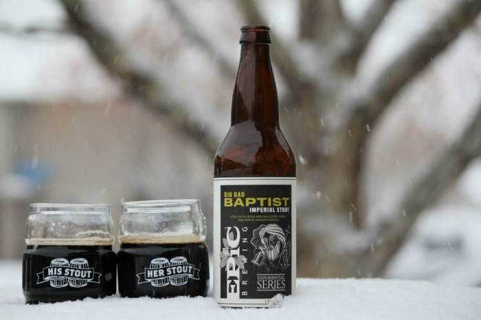 Epic Brewing | Big Bad Baptist