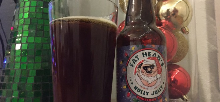 12 Beers of Christmas Day 7| Fat Head's Holly Jolly Christmas Ale