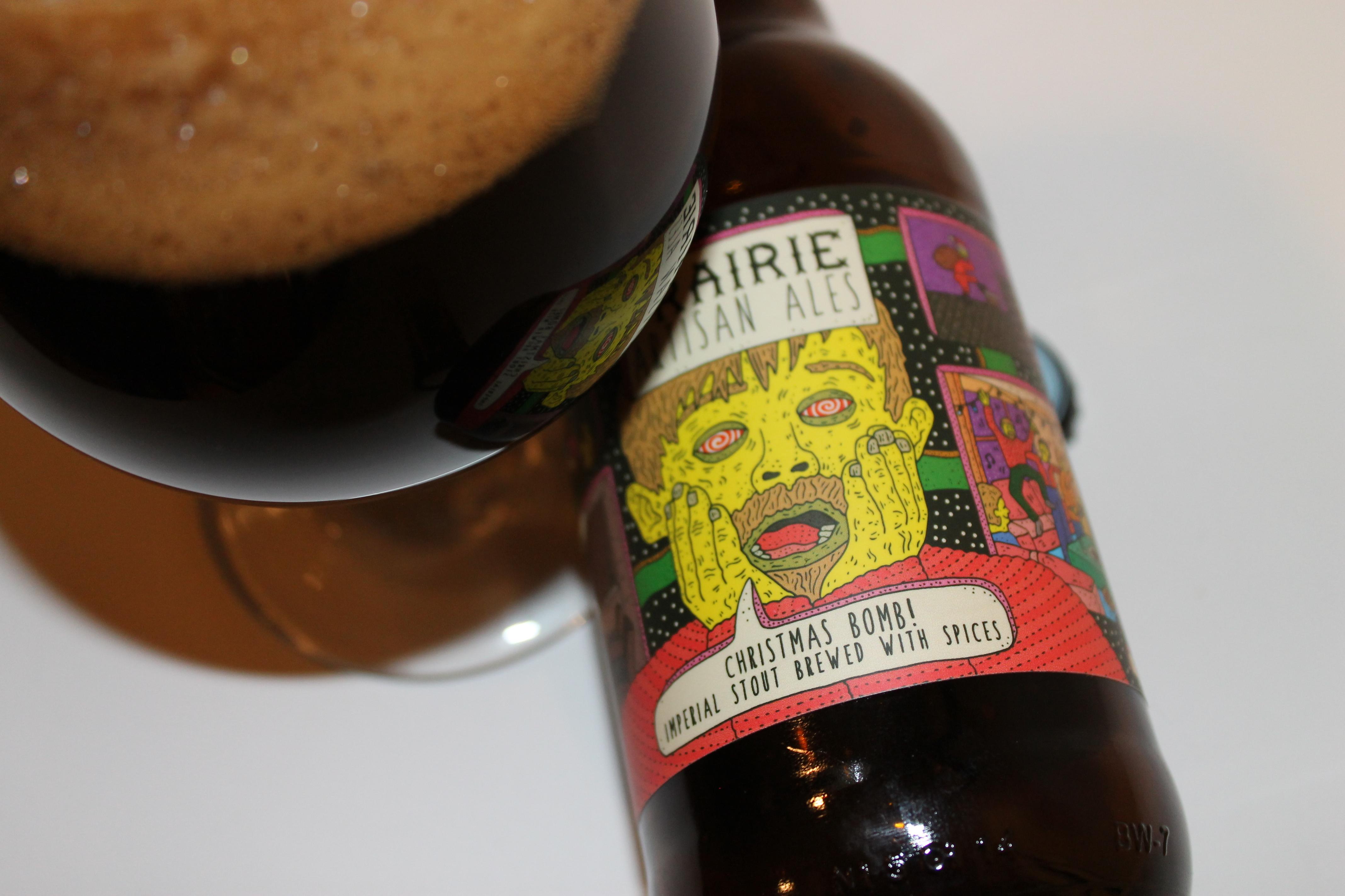 12 Beers of Christmas Day 11 | Prairie Christmas Bomb!