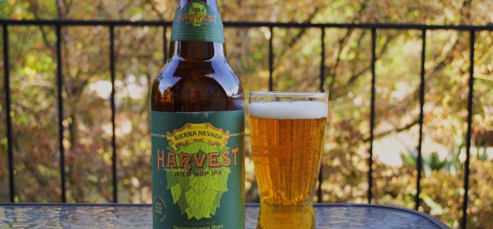 Sierra Nevada Brewing Co | 2014 Harvest Wild Hop IPA