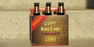 OFallon Brewery King Louie Toffee Stout