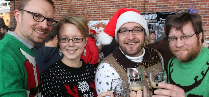Must-Try Holiday Beers 2014