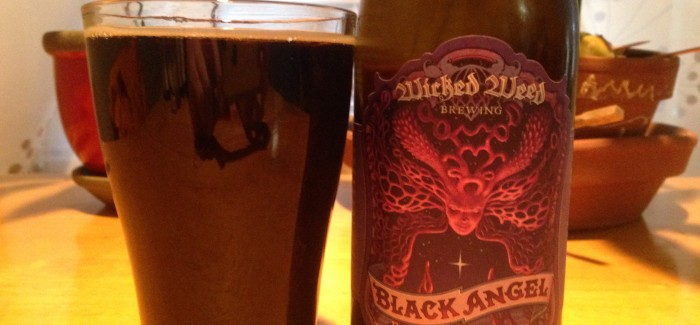 Wicked Weed | Black Angel