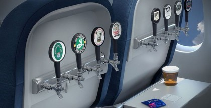 Delta Airlines Craft Beer