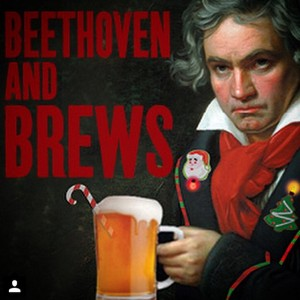 beethoven and brews
