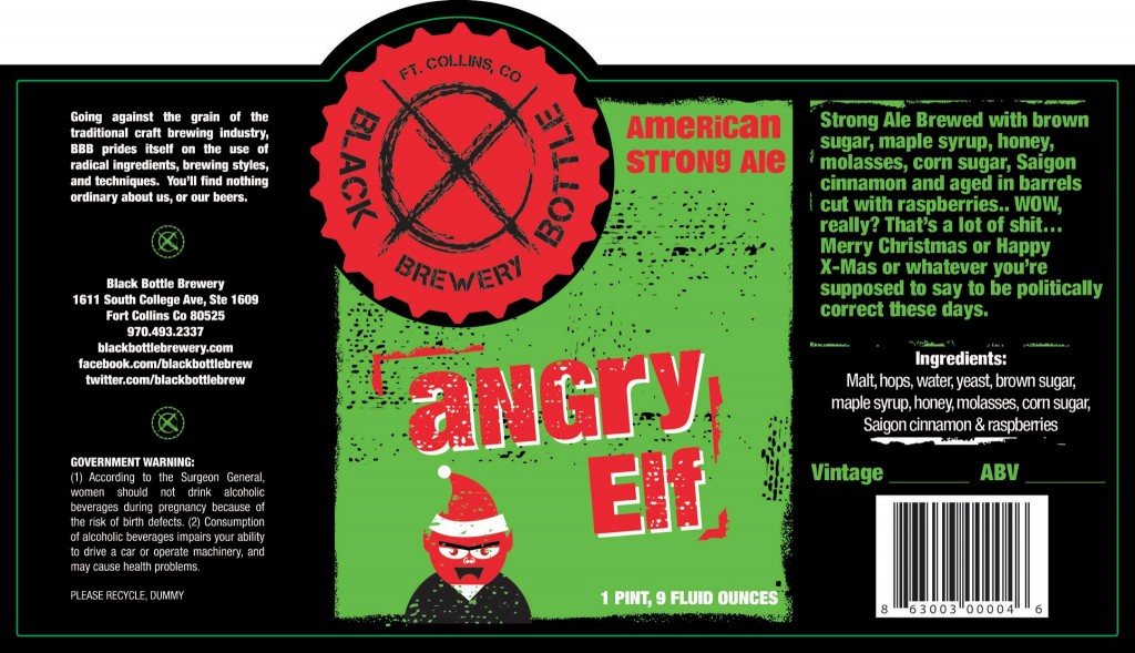 black bottle - angry elf - dbb - 12-20-14
