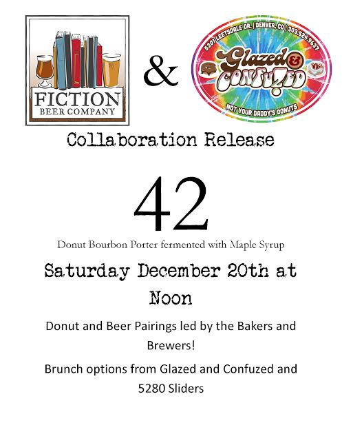 fiction beer co and glazed & confuzed - 42 porter- dbb - 12-20-14