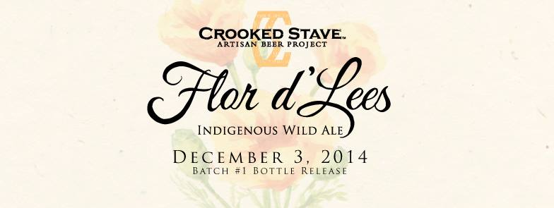 flor d'lees release - crooked stave - dbb - 12-03-14