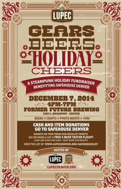 former future - Gears, Beers Holiday Cheers - dbb - 12-06-14