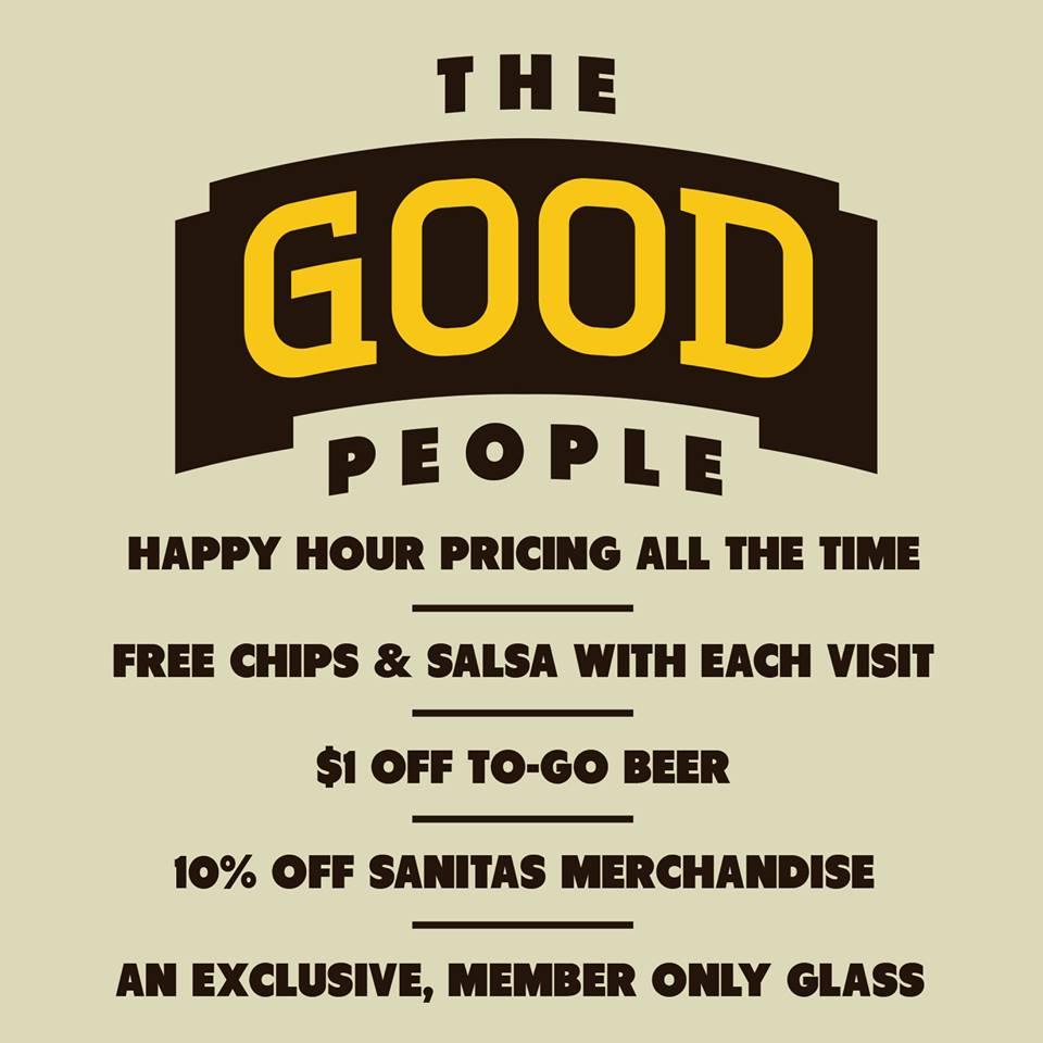 sanitas brewing - good people memberships - dbb - 01-04-15