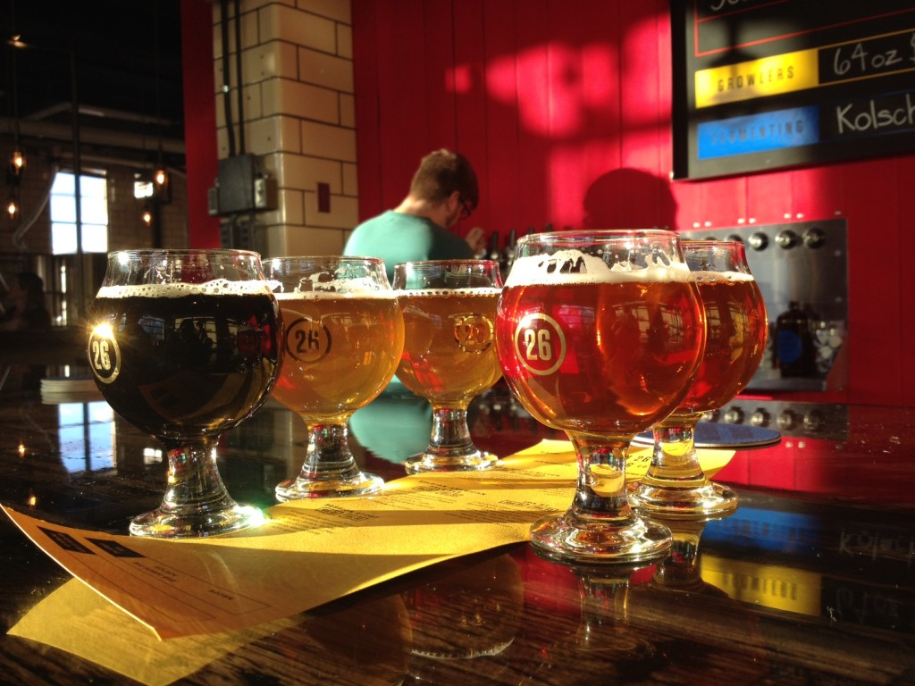 station 26 brewery