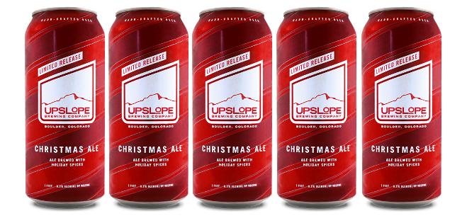 upslope - christmas ale