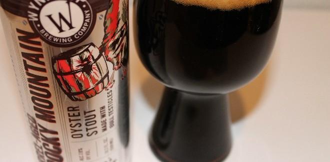Wynkoop Brewing Company | Barrel Aged Rocky Mountain Oyster Stout