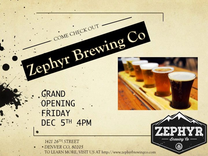 zephyr brewing - grand opening -dbb - 12-05-14