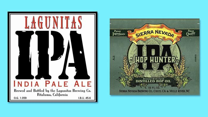 Sierra Nevada vs Lagunitas