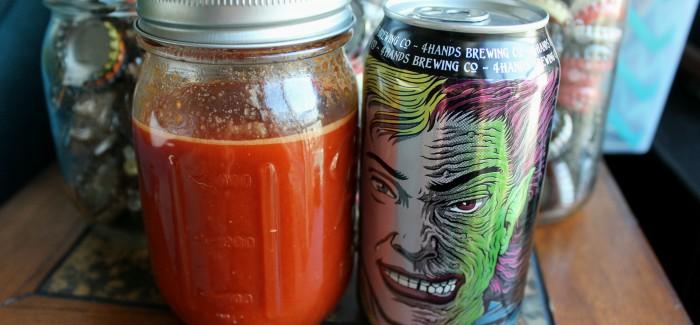 Cooking with Beer | Beer Sriracha aka Beeracha