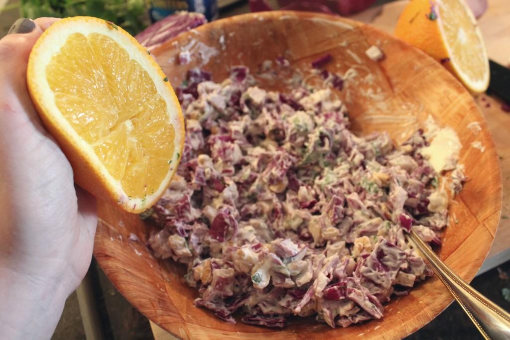 Hoppy Orange Pulled Pork
