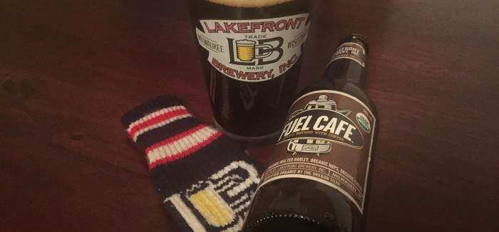 Lakefront Brewery | Fuel Cafe Organic Coffee Stout