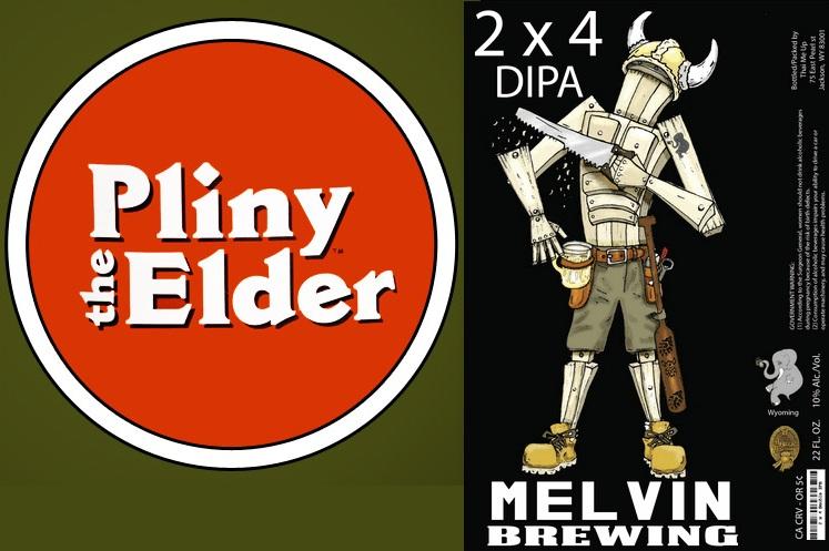 Pliny versus 2x4 - h&p - dbb - 01-29-15