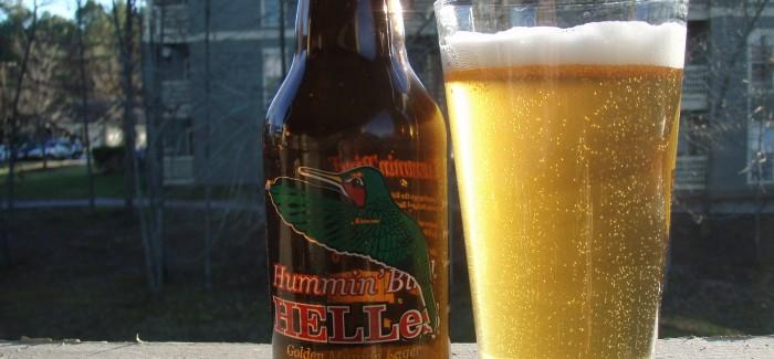 Red Oak Brewery | Hummin' Bird Helles Golden Munich Lager