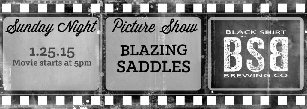 black shirt brewing - blazing saddles - dbb - 01-25-15
