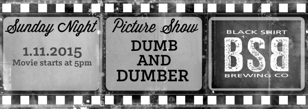 bsb - sunday movie night - dumb and dumber - dbb - 01-12-15