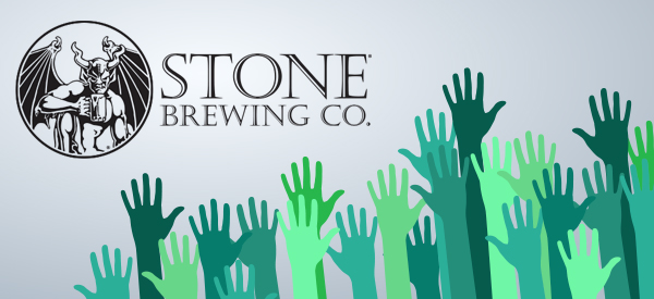 Stone Brewing Charity