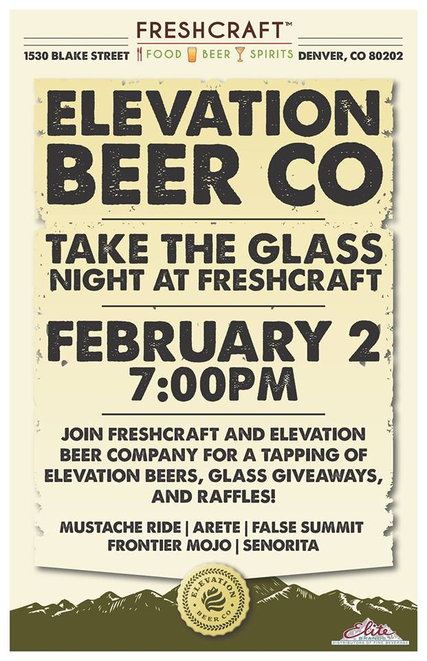 elevation beer co - keep the glass - freshstart - dbb - 02-02-15