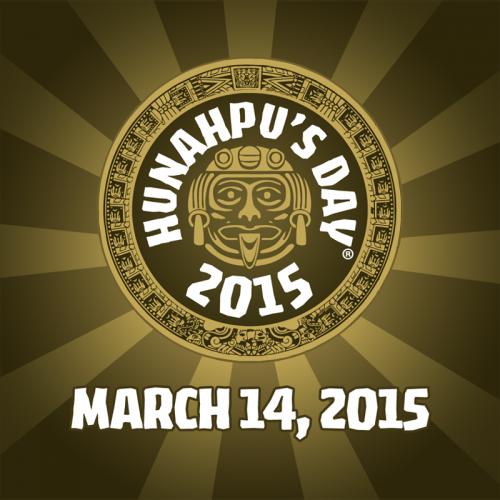 Hunapu's Day 2015