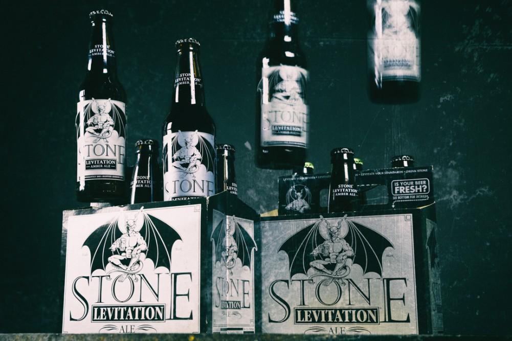 Stone Levitation Amber Ale