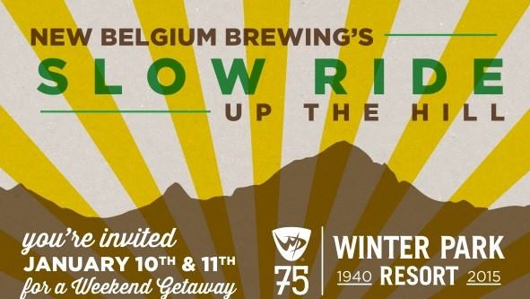 new belgium - slow ride up the hill - dbb - 01-10-15