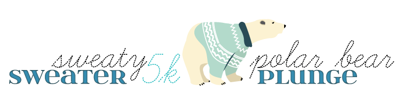 sweaty sweater run polar bear plunge - dbb - 01-24-15