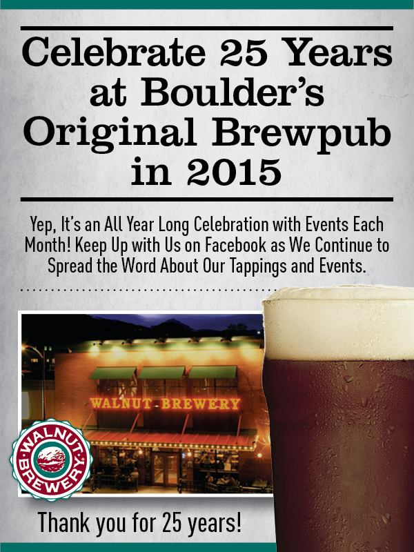 walnut brewery celebrates 25 years - dbb - 01-08-15