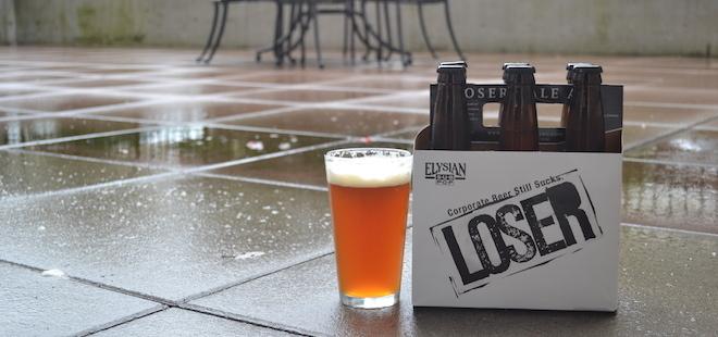 Elysian Loser Pale Ale