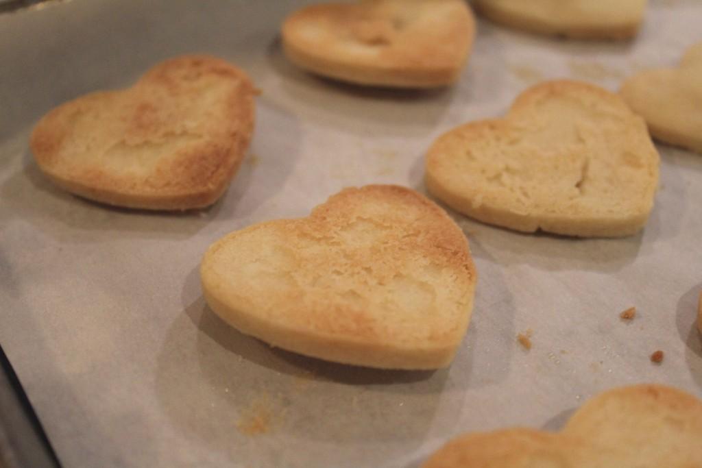 Lil Raspberry Cookies