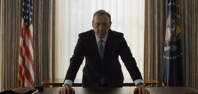 Hail to the Chief | House of Cards Drinking Game