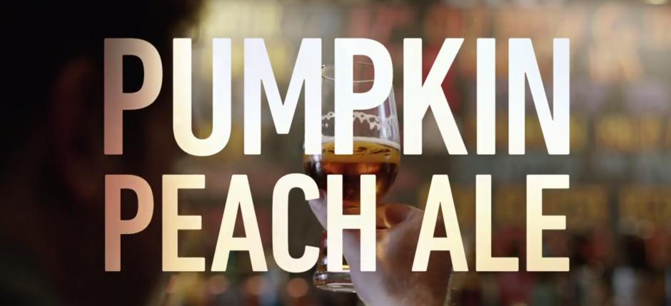 bud pumpkin peach ale