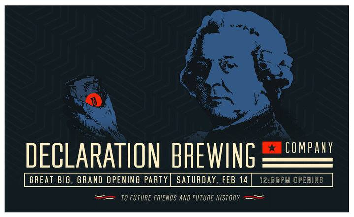 declaration brewing grand opening - dbb - 02-14-15