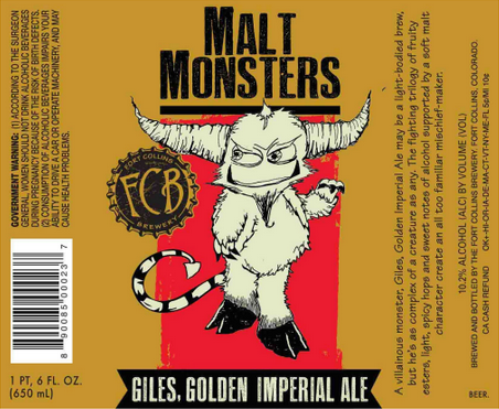 malt monsters - giles - release - fcb - dbb - 02-20-15