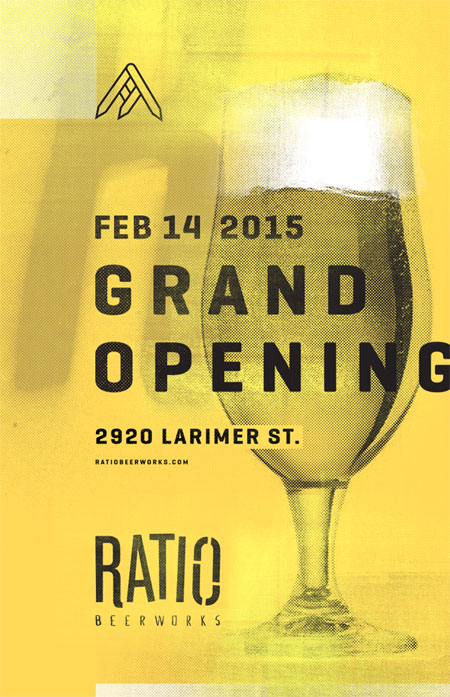ratio beer works grand opening - dbb - 02-14-15