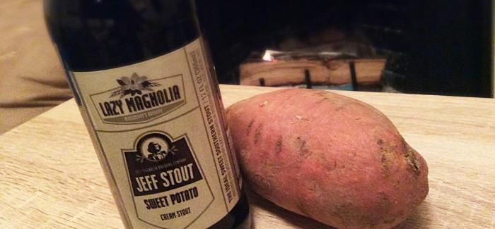 Lazy Magnolia Brewery | Sweet Potato Cream Stout (Jefferson Stout)