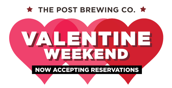 valentine weekend at post brewing co. - dbb - 02-13-15