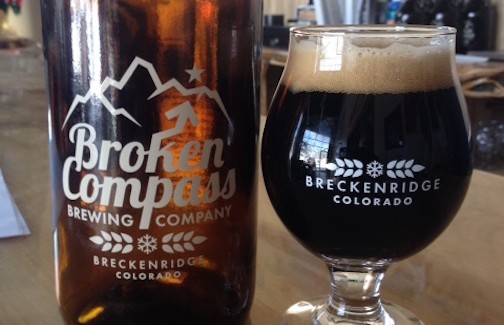 Broken Compass Brewing Company | Coconut Porter