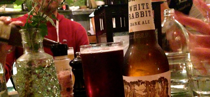 White Rabbit Brewery | Dark Ale