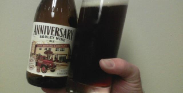 Uinta Brewing Company | Anniversary Barley Wine Ale
