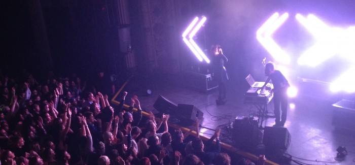 PorchDrinking Playlist | On Tour: Sylvan Esso