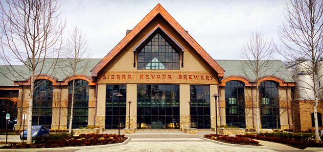 6 Reasons Sierra Nevada's New NC Taproom Will Impress You