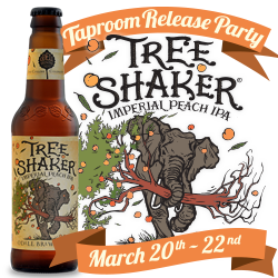 TreeShaker release party - odell - dbb - 03-20-15